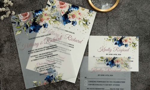 Weddings & Invitations